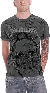 Best metallica spider t shirt Reviews