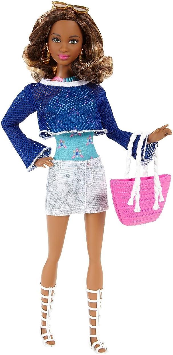 扱いやすい固める着るBarbie Style Resort Grace Doll