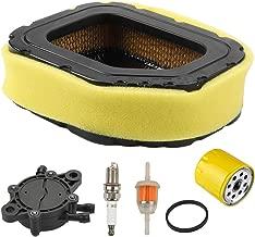 Harbot 32 083 03-S 32 883 03-S1 Air Filter + 52 050 02-S Oil Filter + 24 393 16-S Fuel Pump Tune Up Kit for Kohler SV710 SV715 SV720 SV730 SV735 SV740 Cub Cadet KH-32-883-03-S1 LT1045 LTX1046 Mower