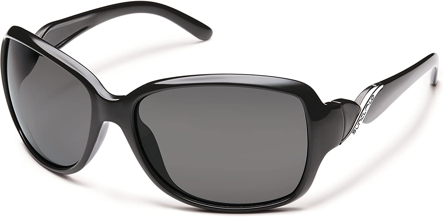 Suncloud Super Special SALE held Polarized Sunglasses Weave in with Grey Black National uniform free shipping Lens