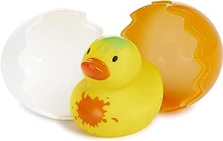 Munchkin Hatch Duck Bath Toy, Yellow