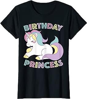 Best birthday shirt unicorn Reviews