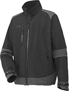 Workwear Men's Barcelona Softshell Jacket