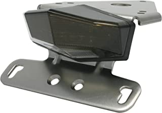DRC Motoled Edge-2 Aluminium Tail Light Holder w/ LED Light Smoke DRZ400
