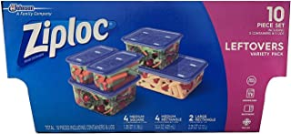 ziploc to go containers