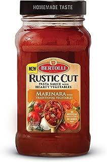 Bertolli Rustic Cut Pasta Sauce Marinara with Traditional Vegetables 24oz , pack of 1