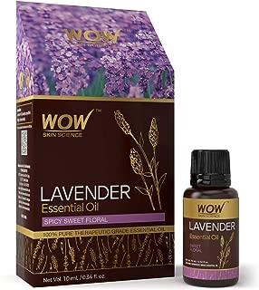 wow brand essential oils