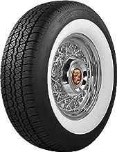 Coker Tire 579834 BFG Whitewall Radial 175/80R13