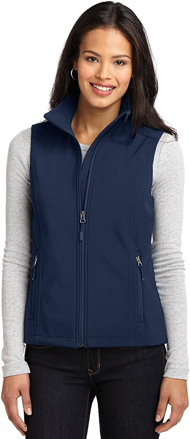 Port Authority Women's Core Vest Soft Same Max 81% OFF day shipping Shell