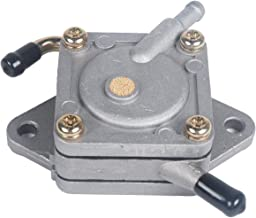 HIFROM Fuel Pump For Club Car Gas Golf Cart DS & Precedent 1984 UP 290FE 350FE Kawasaki Engine Replace 1014523 S 5136 FP002