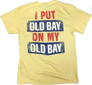 Men's Officially Licensed I Put Old Bay On My Old Bay T-Shirt
