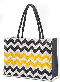 H&B Jute Bag – Shopping Bag | Tote Bag | Carry Bag | Grocery Bag | Eco-Friendly Bag | Shoulder Bag | Handbag | Travel Bag...