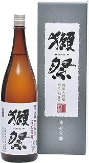 獺祭 純米大吟醸 磨き三割九分 遠心分離 1800ml [ 日本酒 ]