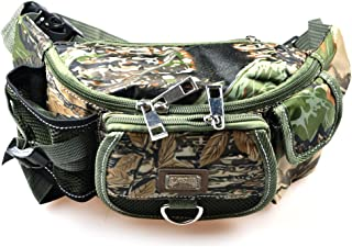 LUREMASTER Hunting Waist Bag Fanny Pack Hunting Camouflage Accessories with Water Bottle Holder