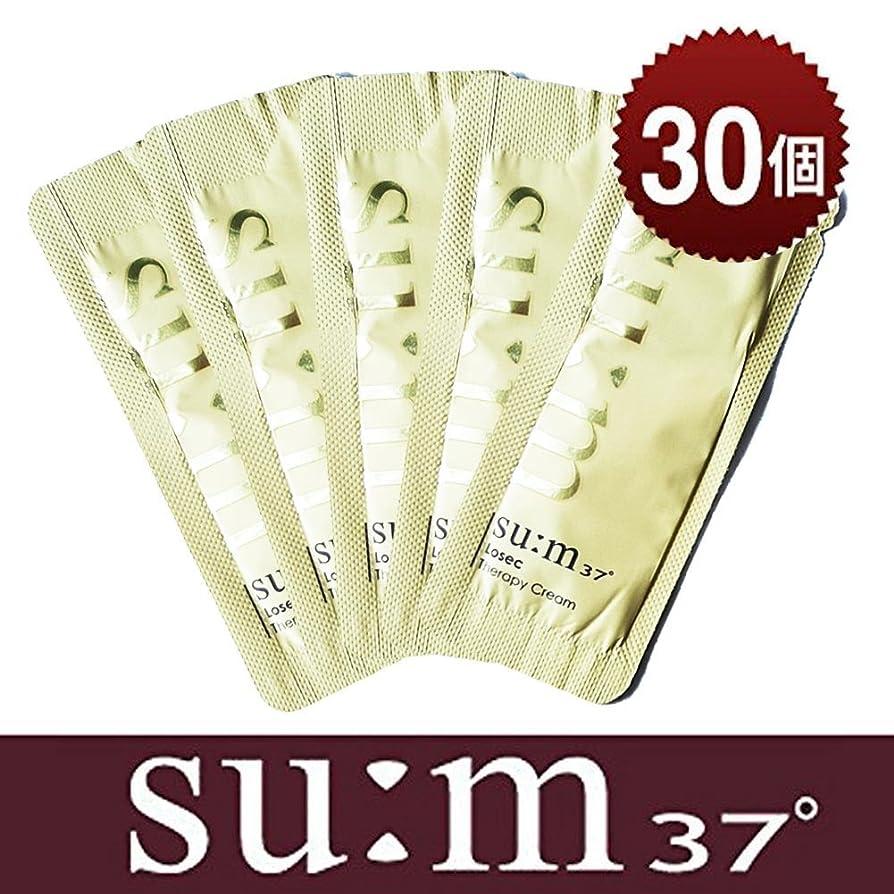 su:m37/スム37° sum37 ???? TRPでシックセラピー クリーム(1ml x 30pcs)[海外直送品]
