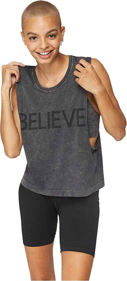 Believe - Black