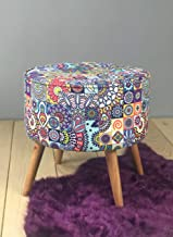 Eaton Pouf - Ottoman foot stoo and foot chair for your Living Room Furniture