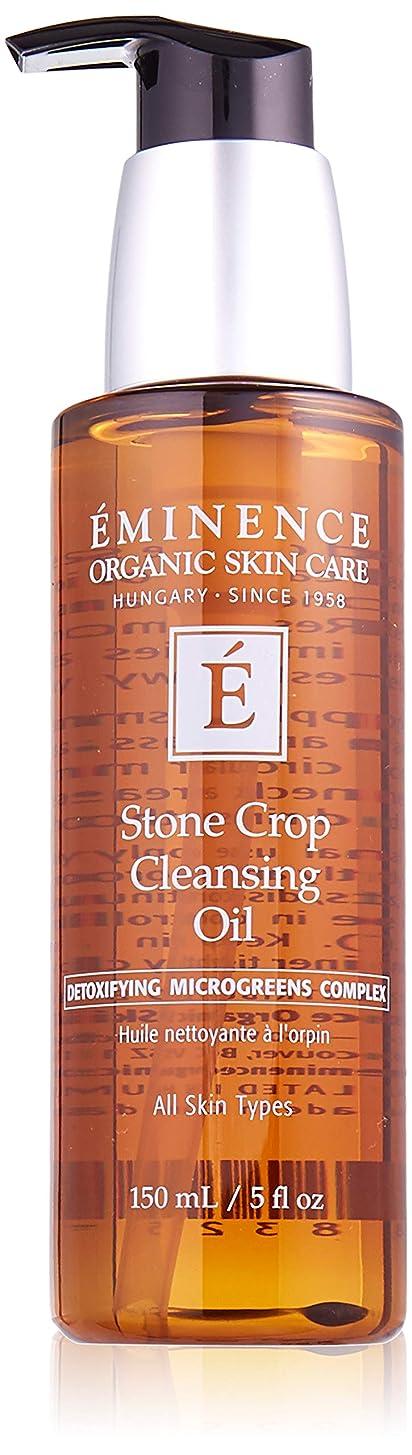 ピニオン正規化泥だらけエミネンス Stone Crop Cleansing Oil 150ml/5oz並行輸入品