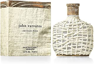 John Varvatos Artisan Pure(ジョンバルバトス アルチザン ピュア) 4.2 oz (125ml) EDT Spray for Men