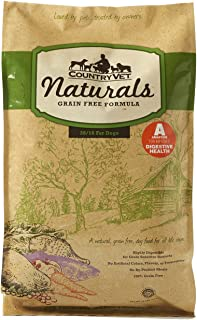 Country Vet Naturals Grain Free Probiotic Dry Dog Food (Chicken)