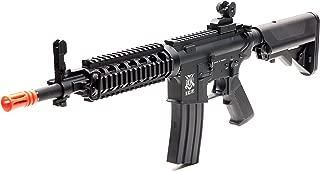 Black Ops M4 Diamondback Airsoft AEG Rifle - Automatic Airsoft - Shoot .20 .25