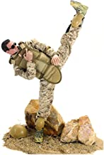 HAPTIME 1:6 Scale Military Soldiers Special Forces, 12 inch Army Man Action Figure Playset with 30 Articulation Points and an Accessory Pack