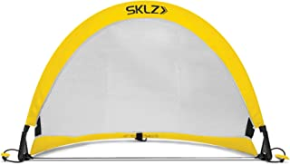 SKLZ Soccer Playmaker Goal Set - Two instant pop open goals, ideal for pickup soccer games or shooting and passing practic...