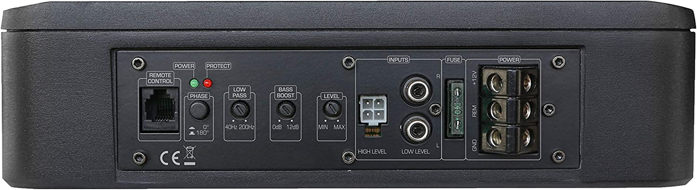Mac Audio Flat Sub 25 Underseat Subwoofer Pack Of 1 Elektronik