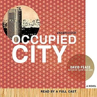 Occupied City audiobook cover art