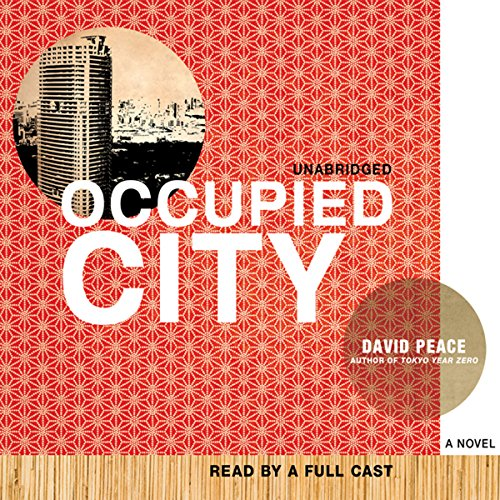 Occupied City audiobook cover art