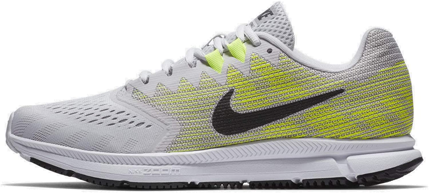 Nike Zoom Span 2 Running Trainer shoes Grey