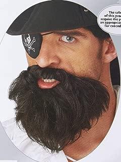 California Costumes Pirate Captain Beard