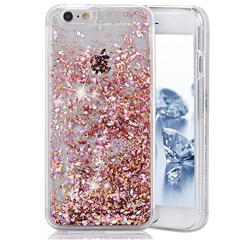 low priced 4d972 acde8 Glitter iPhone Cases: Amazon.com