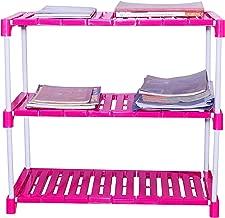RMA Handicrafts Multipurpose Rack Pink (3)