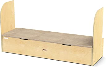 """product image for Jonti-Craft 1054JC iRise Deluxe IWB Step, 60"""", 12"""" Height"""