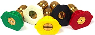 Briggs & Stratton B4847GS Pressure Washer Quick- Connect Spray Tips