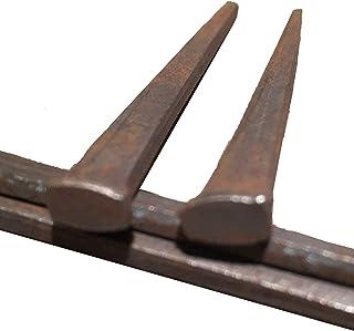 """3"""" - 10d CUT FLOORING NAILS - Antique Historic Reproduction Nails - lbs (1)"""