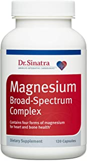 Sponsored Ad - Dr. Sinatra's Magnesium Broad-Spectrum Complex Supplement for Healthy Blood Pressure Levels and Healthy Blo...