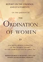 REPORT ON THE FINDINGS AND STATEMENTS ON THE QUESTION OF THE ORDINATION OF WOMEN