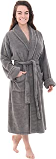 Womens Turkish Terry Cloth Robe, Thick Bathrobe