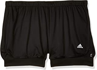 adidas Women's Regular Fit Short Polyester