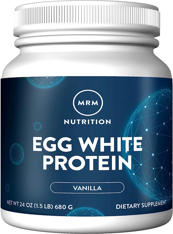 MRM Max 78% OFF - Classic Egg White Vanilla Protein 24oz