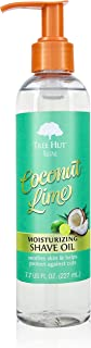 Tree Hut bare Moisturizing Shave Oil, Basic, Coconut-Lime, 7.7 Fl Oz
