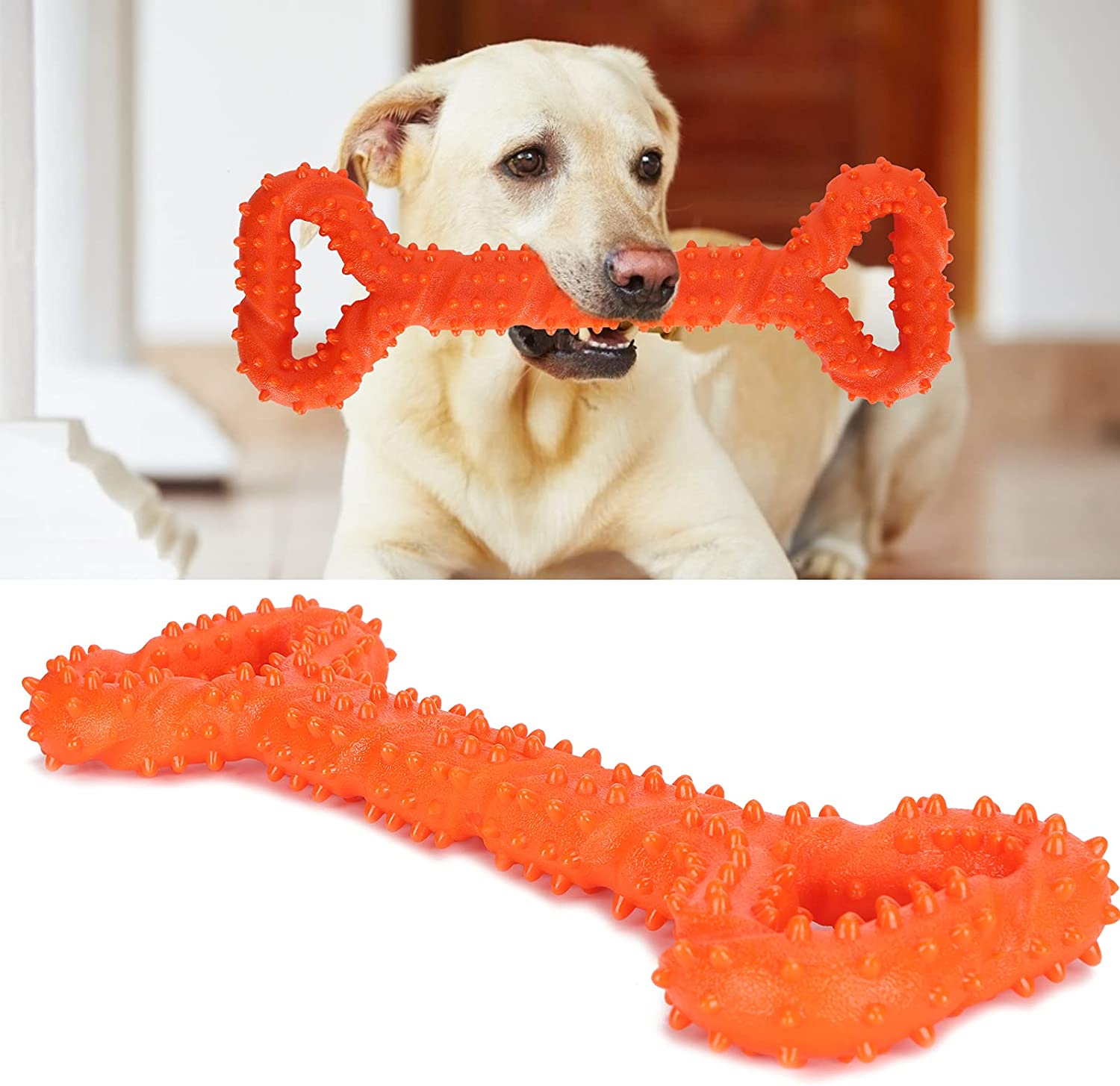XQAQX Beauty products Pet Teeth Cleaning Toy Dog TPR Stick Chew Outlet SALE