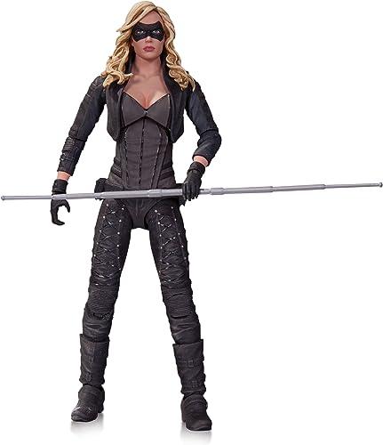 DC Direct Arrow - schwarz Canary 17 cm Figure