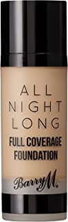 Barry M Cosmetics All Night Long Liquid Foundation - Cookie