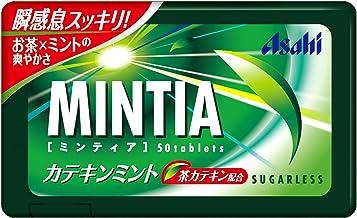 アサヒグループ食品 ミンティア カテキンミント 50粒×10個