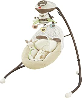 fisher price baby swing age limit