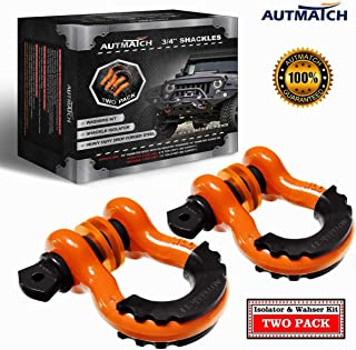 AUTMATCH Shackles 3/4