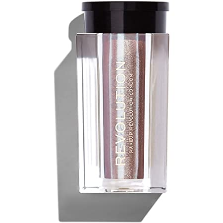 Makeup Revolution Crushed Pearl Pigments, Money Tree, 2.8g